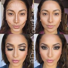 The Art of Highlighting and Contouring