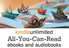 Win a 6-month Kindle Unlimited Subscription! (11/10) {WW} Some... sweepstakes IFTTT reddit giveaways freebies contests