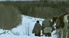 """In this video segment adapted from American Experience: """"We Shall Remain,"""" reenactments help tell the story of how the Cherokee people were forced from their lands in the southeast. The U.S. government initially promised the Cherokee and other Native American tribes that if they could assimilate into European Americans lifestyles, they would be considered equals. But a new movement in the late 1820s, supported by President Andrew Jackson, promoted removal of Native Americans from the…"""
