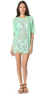 Miguelina - Jessica Cover Up Summer Dress