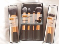 Makeup Brushes Haul: Real Techniques Brushes. One of the best affordable make up brushes from Real techniques with superior quality and results