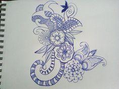 Simple Doodles, My Doodle, Dream Catcher, Tattoos, Art, Machine Embroidery, Doodle Art Simple, Art Background, Dreamcatchers