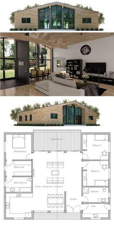 1582 sf conditioned space - 3 b/r - volume ceilings - autonomous house potential +++++