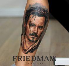 Scary Pranks, Tattoo Spirit, Edward Scissorhands, Sleepy Hollow, Scary Halloween, Piercings, Portrait, Tattoos, Deep