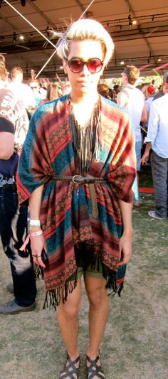 Coachella Style 2012: The Best Of What People Are Wearing In The Desert
