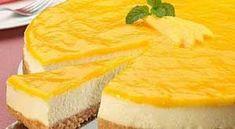 Peynirli Limonlu Kek Tarifi - Resimli Kolay Yemek Tarifleri