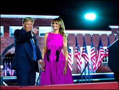Acceptance Speech, Breaking News Today, First Lady Melania Trump, Presidential Election, Donald Trump, Presidents, Bollywood, Beautiful Pictures, Photos