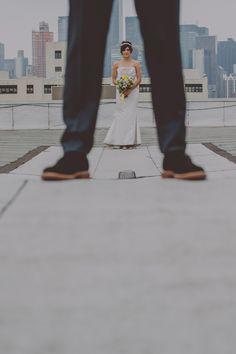 Modern Bohemian Wedding Inspiration by Viva Max Weddings (Event Planner) + Chellise Michael Photography - via ruffled
