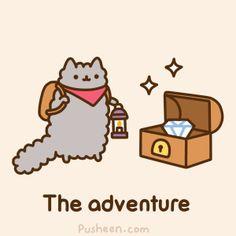 Pusheen - Kitten Adventures