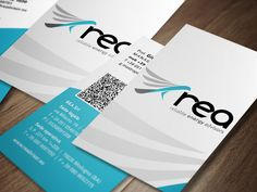 REA business cards