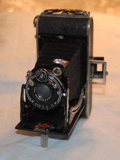 Vintage Agfa Billy Camera