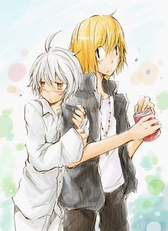 Death Note: this is me and my friend walking down the hall at school everyday x3