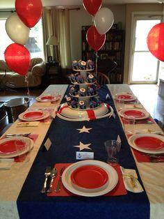 Titanic Party/Brittni Teter/ Creative Occasions