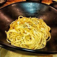 carbonara pasta カルボナーラ  #carbonara#carbonarapasta#Spaghetti#cheesepasta#Spaghetticarbonara#Parmesan#parmesancheese #parmesano#cheeseand#Italianpasta 2016051521  #japanesefood#foodgasm#foodpics#beautifulfood#healthyfood#umami#colorful#izakaya#party#kaiseki#wasyoku#washoku#LEXUSlife #yum#foodporn#foodie#yummy#Instafood#food . . . 励ます自重 by lgazmalu