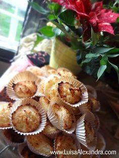 Arroz de Lulas e Delícias do Mar – Luísa Alexandra Coco, Muffin, Breakfast, Conch Fritters, Ideas, Food, Thermomix, Morning Coffee, Muffins