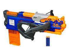 Best Nerf Gun Ever: The Coolest Nerf Gun In The World