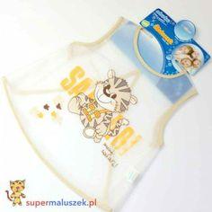 Śliniak Eva fartuszek A0185 tygrysek #dziecko #fartuszek #sliniak #karmienie #baby #feeding #food #eating #bib #tiger