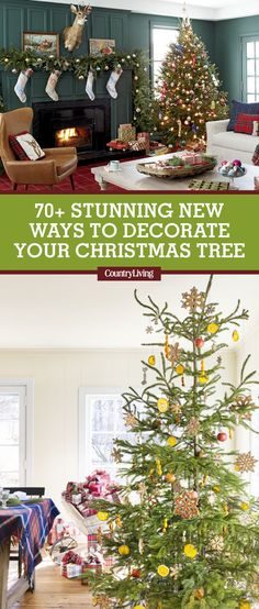 60 Beautiful New Ways To Decorate Your Christmas Tree