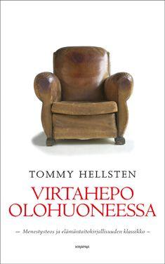 Virtahepo olohuoneessa - Tommy Hellsten - 26,95€