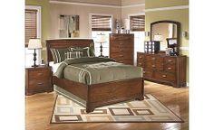 Alea Youth Sleigh Bedroom Set