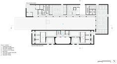 The Barnes Foundation,plan 05