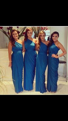 Beutiful bridesmaids dresses