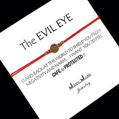 A Personal Favorite From My Etsy Https Www Evil Eye Braceletetsy