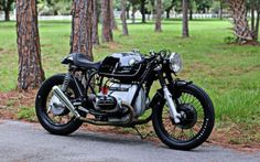 1975 BMW R90-6 Cafe Racer - Found on eBay #motorcycles #caferacer #motos | caferacerpasion.com