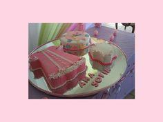 #Ideas para tu #pastel de #BabyShower. @Loianna