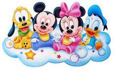 Risultati immagini per topolino baby wallpaper