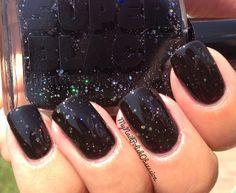 My Nail Polish Obsession: Super Black Lacquers Blitz