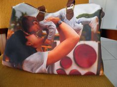 Pipoca Look: Presentes dia das mães bolsa personalizada bolsa Baby