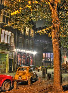 Hegeraad, Amsterdam