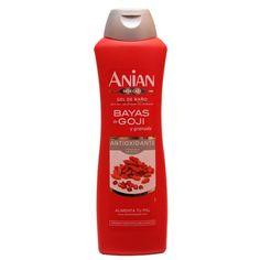 Gel dus cu antioxidanti din extracte de goji si rodii combate semnele de imbatranire. Testat dermatologic. Nu contine coloranti. Dermocosmetic.