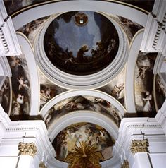 Frescos de Goya, Ermita de San Antonio de la Florida