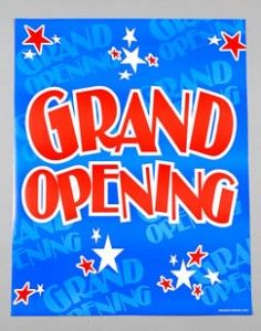 How to Host an Effective Grand Opening Celebration #advertise #grandopening