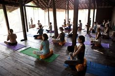 Goa Retreat: Ashiyana Yoga Retreat Centre | Worldette - travel and lifestyle magazine for women who travel and expat women