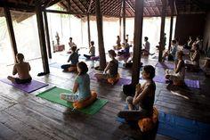 Goa Retreat: Ashiyana Yoga Retreat Centre   Worldette - travel and lifestyle magazine for women who travel and expat women