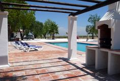 Andalusian Villa near Seville & Carmona. Up to 14 people. A perfect holiday in Andalusia