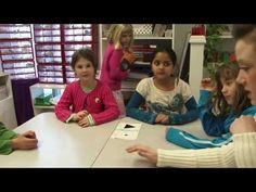 10 Elementary Montessori Grammar Symbols - YouTube