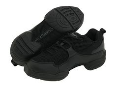 Capezio Fierce Dansneaker® -- recommended for Zumba (too bad they're so homely).