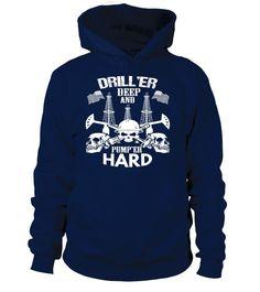 Driller Deep And Pumper Hard