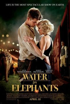 Water for Elephants (2011)❤