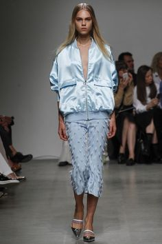 Iceberg Spring 2016 Ready-to-Wear Collection Photos - Vogue