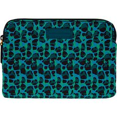 Marc by Marc Jacobs Green Animal Patterned Tablet Case