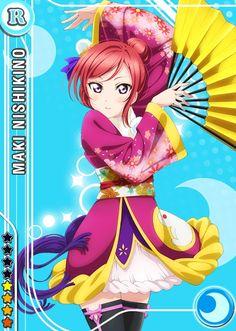 Love Live! School Idol Festival | Nishikino Maki