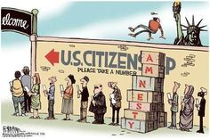 Why follow the rules? Just jump the fence. Enlist with us at http://USFREEDOMARMY.COM & fight back for America.
