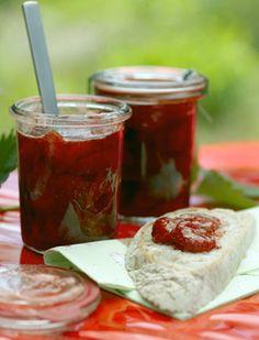 Jordbærmarmelade