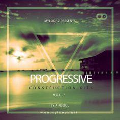 Progressive Vol.3 WAV MiDi FANTASTiC   Jan 03 2017   467 MB Construction Kits Progressive Construction Kits Vol. 3 contains 10 Construction Kits includin