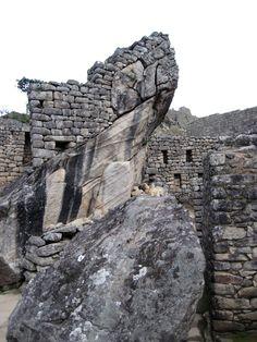 Temple of the Condor, Machu Picchu. http://www.ninadesigns.com/staff/01Nina.html